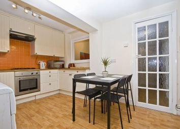 Thumbnail 4 bedroom terraced house to rent in Manbey Street, London