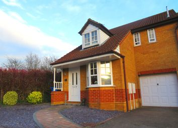 Thumbnail Semi-detached house for sale in Blenheim Way, Kettering