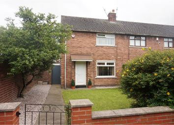 Thumbnail 2 bed end terrace house for sale in Leigh Green Close, Widnes