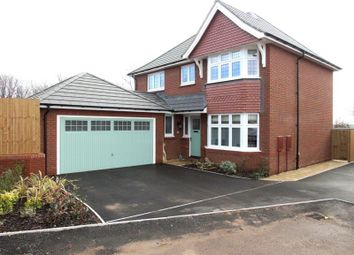 Thumbnail 4 bed detached house for sale in Wintour Drive, Lydney