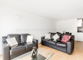 Thumbnail 2 bed flat to rent in Building 50, Argyll Road, Royal Arsenal, London