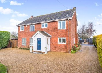 Thumbnail 4 bedroom detached house for sale in Little Cornard, Sudbury, Suffolk