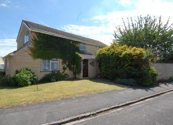 Thumbnail 4 bed detached house for sale in Vicarage Road, Kidlington