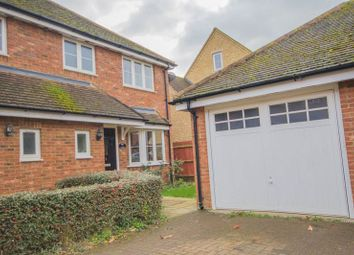 Thumbnail 3 bed semi-detached house for sale in School Close, Westbury, Brackley