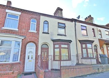 Thumbnail 3 bed town house to rent in Waterloo Road, Hanley, Stoke-On-Trent