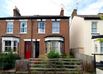 Thumbnail 2 bed semi-detached house for sale in Denmark Street, Watford