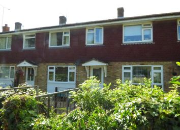 Thumbnail 3 bed terraced house to rent in Willowdene Close, New Milton