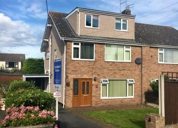 Thumbnail 5 bed semi-detached house for sale in Bryn Gobaith, St. Asaph, Denbighshire