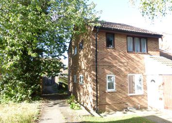 Thumbnail 1 bedroom flat for sale in Somerville, Werrington, Peterborough
