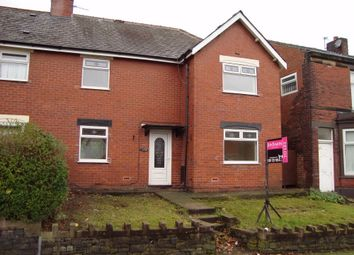 Thumbnail 3 bed semi-detached house to rent in Stand Lane, Radcliffe, Manchester
