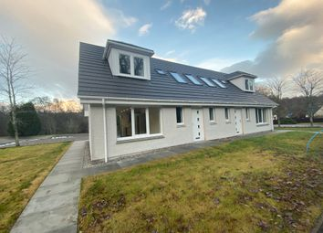 Thumbnail 3 bed semi-detached house for sale in Achilty, Contin