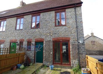 Thumbnail 2 bed end terrace house for sale in Fountain Place, Henstridge
