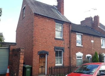 Thumbnail 3 bed end terrace house for sale in Lorne Street, Kidderminster, Worcestershire