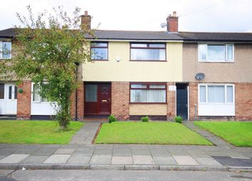 Thumbnail 3 bed terraced house for sale in Carnegie Crescent, St. Helens