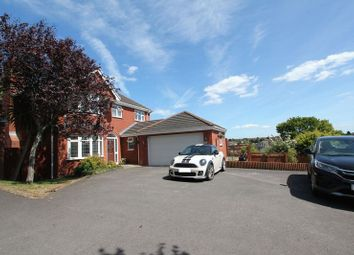 Thumbnail 4 bedroom detached house for sale in Blodyn Y Gog, Barry