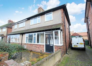 Thumbnail 3 bed semi-detached house for sale in The Croft, Filey
