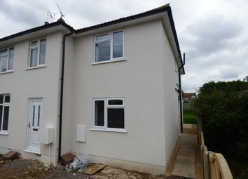 Thumbnail 2 bed semi-detached house to rent in Burley Grove, Mangotsfield, Bristol