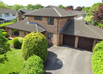 Thumbnail 3 bed detached house for sale in Berkley Drive, Chester