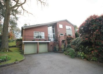 4 bed detached house for sale in Newcastle Road, Loggerheads, Market Drayton TF9