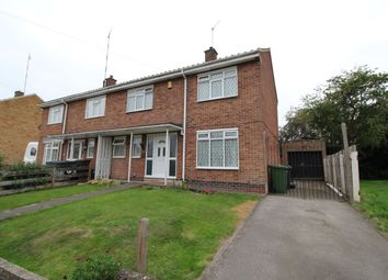 Thumbnail 3 bed semi-detached house for sale in Cheveral Road, Bedworth