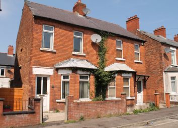 Thumbnail 2 bed semi-detached house for sale in Dunraven Avenue, Belfast