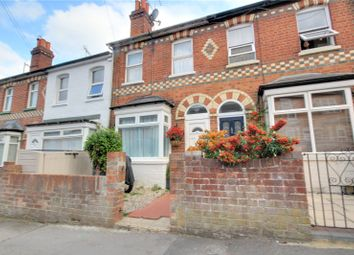 Thumbnail 2 bed terraced house for sale in Shaftesbury Road, Reading