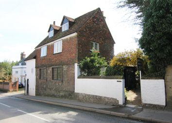 Thumbnail 5 bed detached house for sale in Vicarage Hill, Westerham