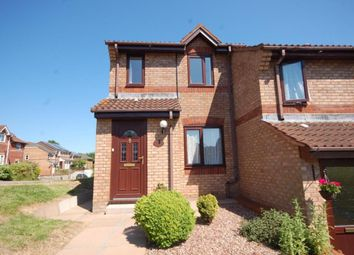 Thumbnail 2 bed end terrace house to rent in Rushforth Place, Exwick, Exeter