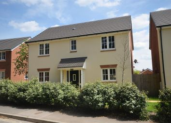 Thumbnail 4 bed detached house for sale in Lark Close, Bruton
