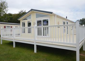Thumbnail 2 bed mobile/park home for sale in Dawlish Sands Holiday Park, Warren Rd, Dawlish Warren, Dawlish