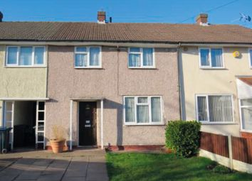 Thumbnail 2 bed terraced house for sale in Brook Meadow Road, Birmingham
