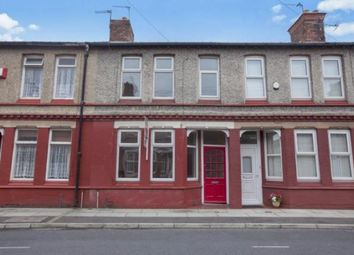 Thumbnail 3 bed terraced house for sale in Fairbairn Road, Liverpool, Merseyside