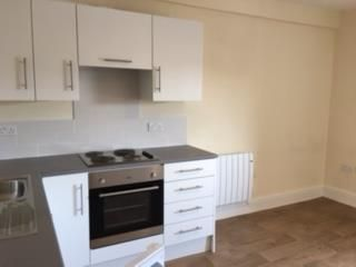 Thumbnail 1 bed flat to rent in 55D King Street, Wrexham