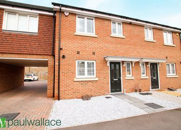 Thumbnail 3 bed end terrace house for sale in Aldermere Avenue, Cheshunt, Waltham Cross