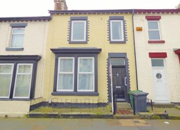 Thumbnail 3 bed terraced house for sale in Allerton Road, Birkenhead, Merseyside