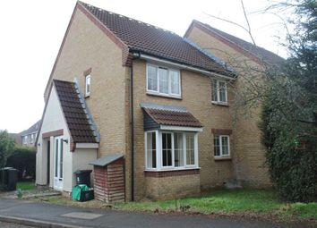 Thumbnail 1 bed property to rent in Foxborough Gardens, Bradley Stoke, Bristol