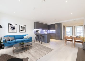 Thumbnail 2 bed flat for sale in 175 Long Lane, London