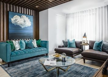 "Thumbnail 2 bedroom flat for sale in ""Mondrian House"" at Kidderpore Avenue, London"