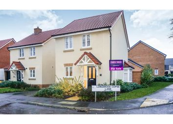 Thumbnail 2 bed link-detached house for sale in Longwood Copse Lane, Basingstoke