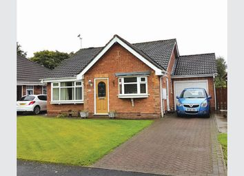 Thumbnail 2 bed bungalow for sale in Shropshire Close, Middlewich