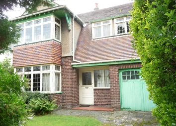 Thumbnail 4 bed detached house for sale in Heath Drive, Upton