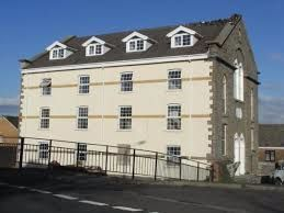 Thumbnail 2 bed flat to rent in Embankment Road, Llanelli