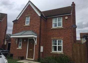 Thumbnail 3 bed detached house for sale in Acorn Way, Barnsley, Yorkshire