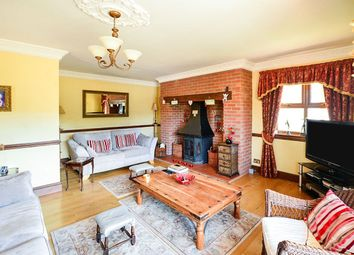 Thumbnail 4 bedroom detached house to rent in Old Lydd Road, Camber, Rye