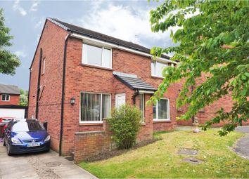 Thumbnail 2 bedroom semi-detached house for sale in Ledbury Green, Leeds
