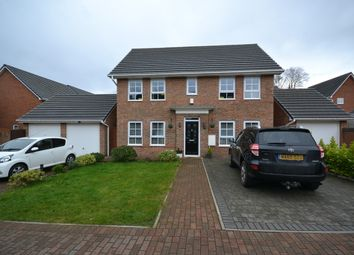 Thumbnail 4 bedroom detached house for sale in Cotton Close, Tyldesley, Manchester