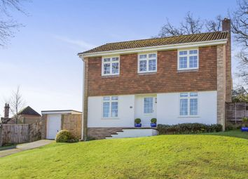 Thumbnail 4 bed detached house for sale in Guillards Oak, Midhurst, West Sussex, .