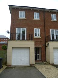 Thumbnail 4 bedroom town house to rent in Pillowell Drive, Gloucester