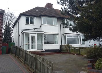 Thumbnail 3 bed semi-detached house to rent in Scott Road, Great Barr