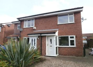 Thumbnail 2 bedroom semi-detached house to rent in Hoxton Close, Bredbury, Stockport